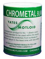 CHROMETAL #2 (HIGH-SHINE) Green - Each