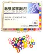 COLOR RINGS Assorted Colors (Small) (80pk) MFG #CR-100