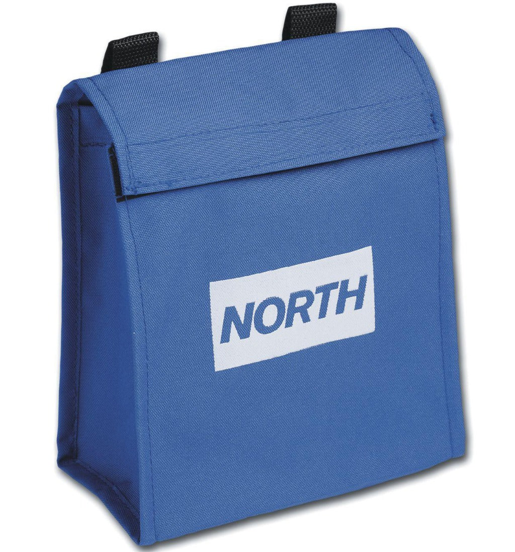 NORTH SAFETY 77BAG Carrying Bag Reusable, Medium Blue