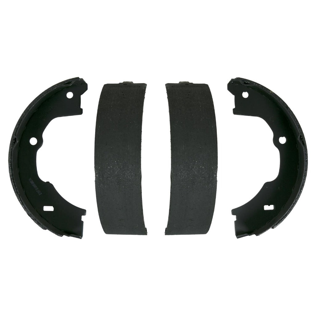 Wagner ThermoQuiet Brake Shoes PAB847