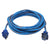 Prime Arctic Blue Extension Cord