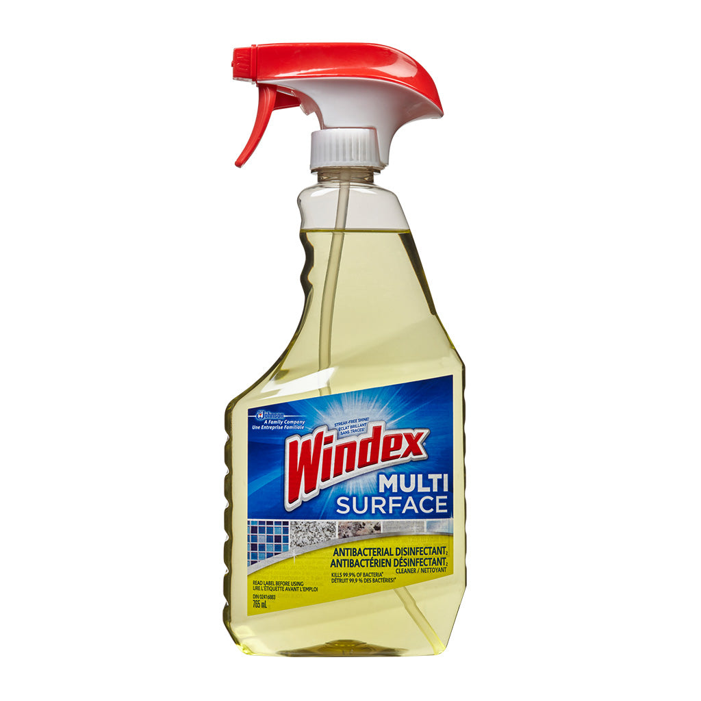 Windex Disinfectant Cleaner Multi-Surface