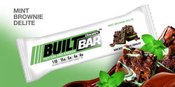 Built Protein Bars