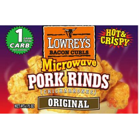 Lowreys Pork Rinds