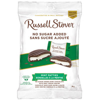 Russel Stover No Sugar Added - Mint Patties