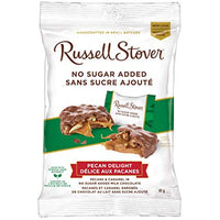 Russel Stover No Sugar Added - Pecan Delight