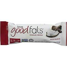 Love Good Fats - Keto Bars