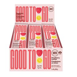 Good to Go - Snack bars -  Box (9)