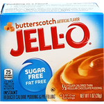 Jello Pudding - Sugar Free & Fat Free