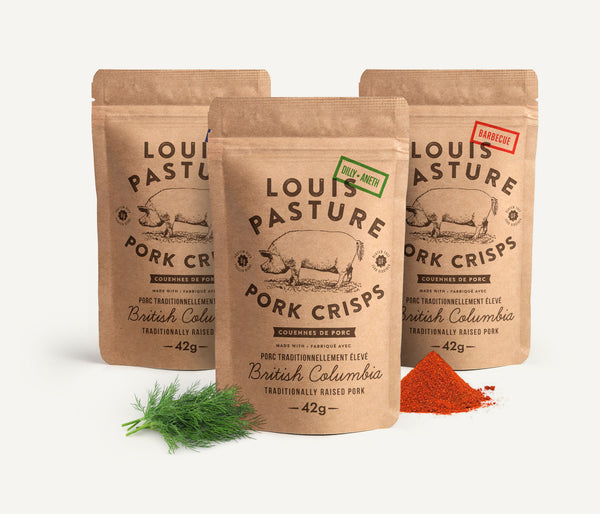 Louis Pasture - Pork Rinds