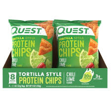 Quest Chips - Low Carb Boxes (8)