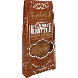 Sweetsmith Sugar Free Peanut Brittle