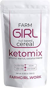 Farm Girl Keto Granola