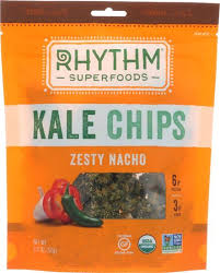 Rhythm Superfoods - Kale Chips