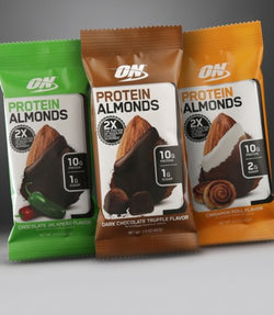 Optimum Nutrition - Protein Almonds