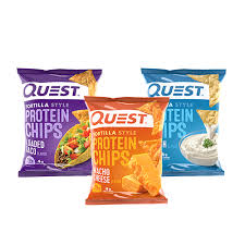 Quest Chips - Low Carb