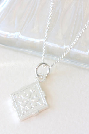 Silver Luck Necklace