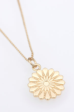 Gold Shine Necklace