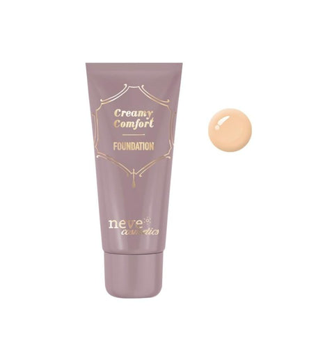 almalabdimary-fondotinta-creamy-comfort-medium-warm-30-ml-cosmetici-biologici-assemini