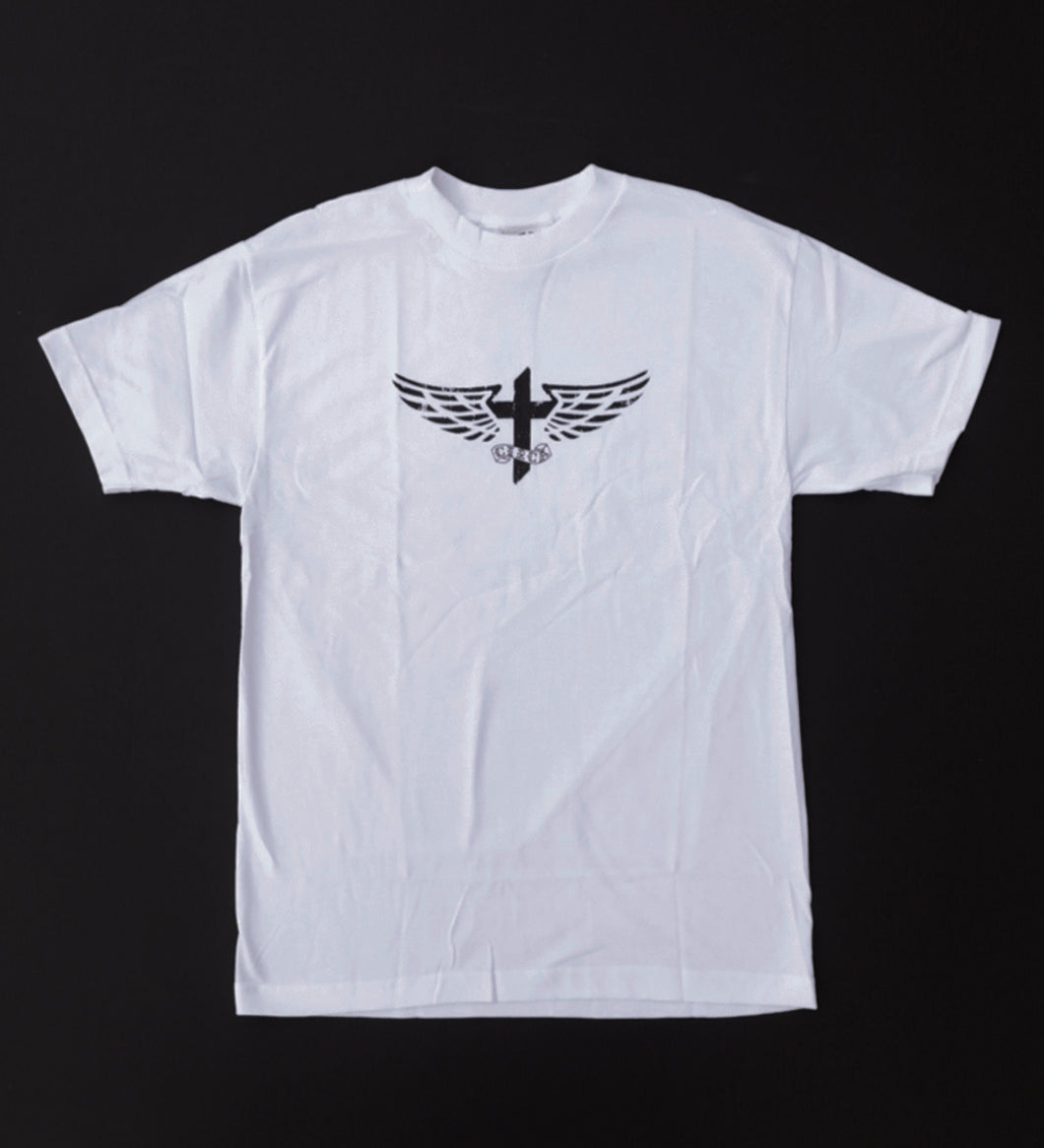 THOMAS 'CROSS & WINGS' T-SHIRT