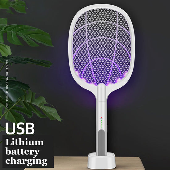 Electric Mosquito Swatter  Mosquito killing clapper hooomo