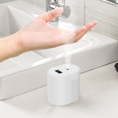 intelligent induction spray sterilizer automatic induction soap dispenser portable alcohol disinfection sprayer