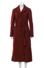 Load image into Gallery viewer, 3.1 PHILLIP LIM Virgin Wool Long Coat - Size XS
