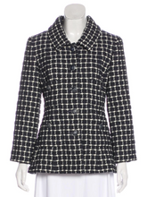 Load image into Gallery viewer, lenvie-de-luxe - Chanel Paris-Hamburg Jacquard Jacket w/ Tags - Size US 8 - Chanel - Coats