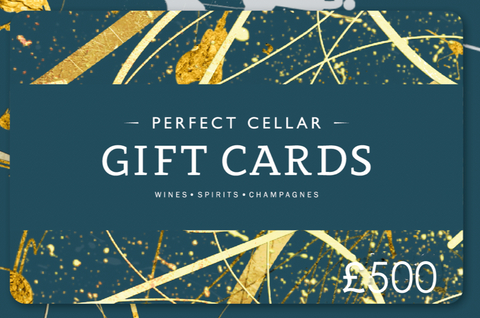 Perfect Cellar £500 E-Gift Card