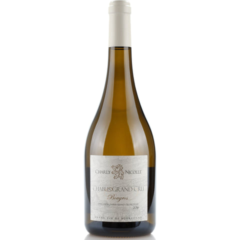 Domaine Charly Nicolle Chablis Grand Cru 'Bougros' 2018