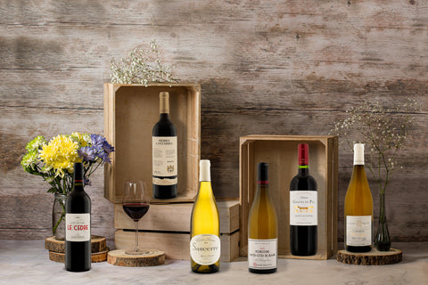 The Premium Fine Wine Case - Mixed