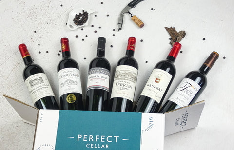 The Perfect Gift Box - All Red (6 bottles)