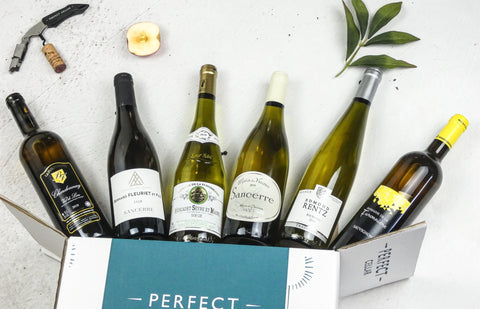 The Delicious French White Gift Box (6 bottles)