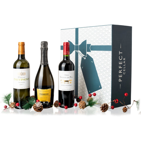 The Perfect Mixed Gift Box (3 bottles)