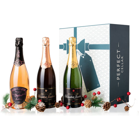 The Perfect Champagne Trio (3 bottles)