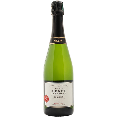 Michel Genet 'MG BB Spirit' Grand Cru Champagne NV