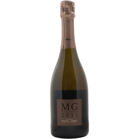 Michel Genet 'Biographie' Grand Cru Champagne 2011