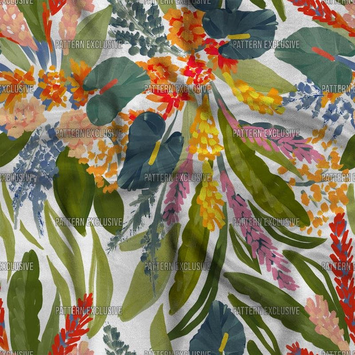 Floral Sutil16_Helena - PatternExclusive