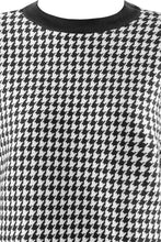 Load image into Gallery viewer, 'Scarlett' Dogtooth Jumper
