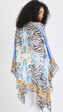 Load image into Gallery viewer, 'Eleice' Zebra Kaftan