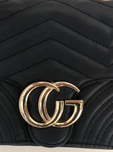 Load image into Gallery viewer, Navy GG Chain bag