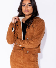 Load image into Gallery viewer, 'Rita' Rust Jacket