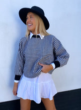 Load image into Gallery viewer, 'Millie' Frilled Shirt Dress