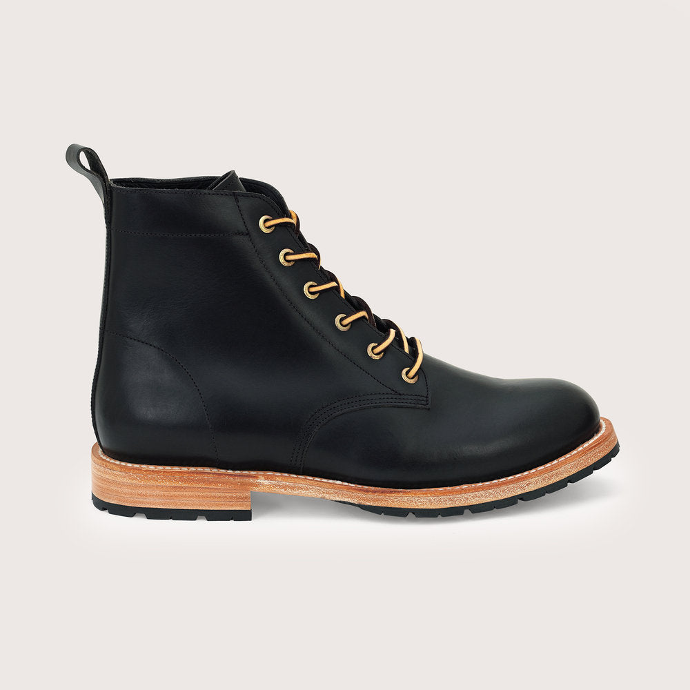 Detroit Boot Black