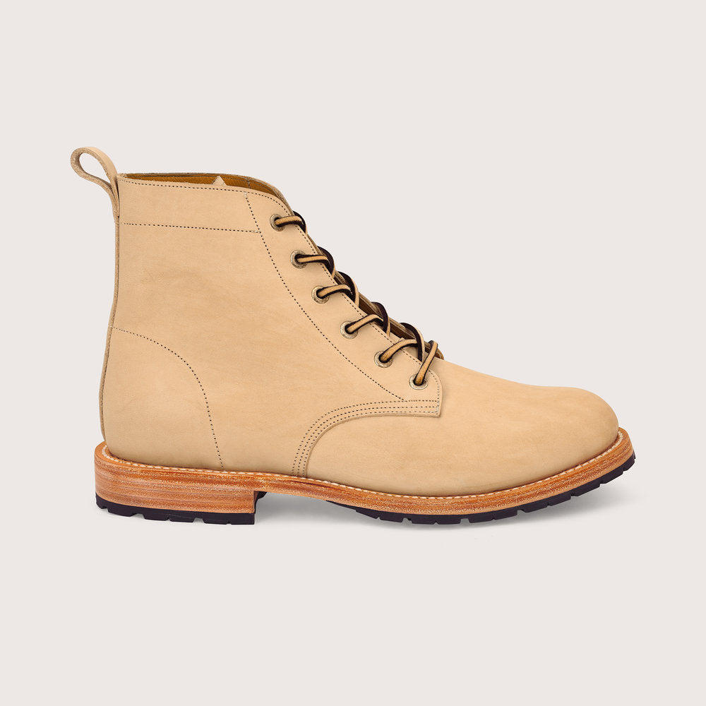 Detroit Boot Natural