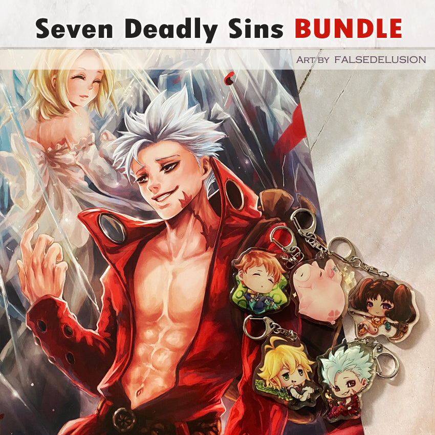 Seven Deadly Sins Bundle
