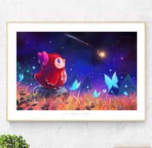 Load image into Gallery viewer, Animal Crossing Celeste Poster