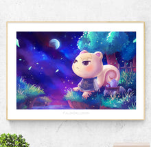 Load image into Gallery viewer, Animal Crossing Marshal Poster