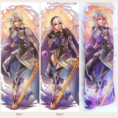 FE Corrin Kamui Body Pillowcase -MUST BE PURCHASED BY ITSELF