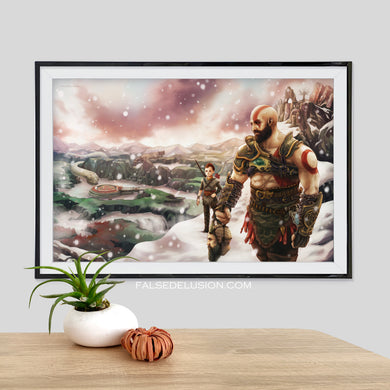 God of War Poster